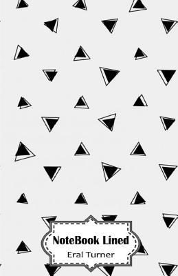 Notebook Lined Triangle