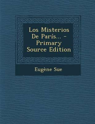 Los Misterios de Paris...