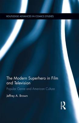 The Modern Superhero...