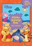 Winnie the Pooh Jigsaw Activity Book