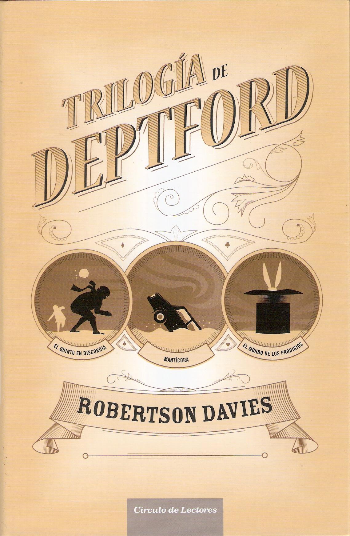 Trilogía de Deptford