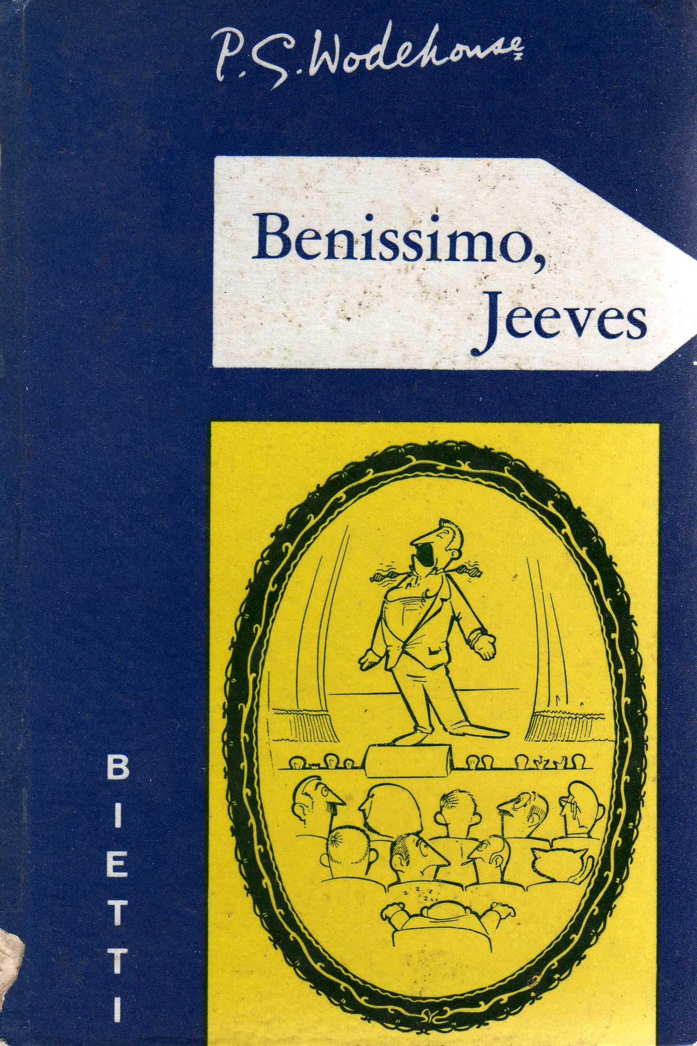 Benissimo, Jeeves