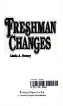 Freshman Changes