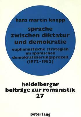 Sprache zwischen Diktatur und Demokratie