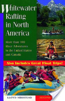 Whitewater rafting in North America
