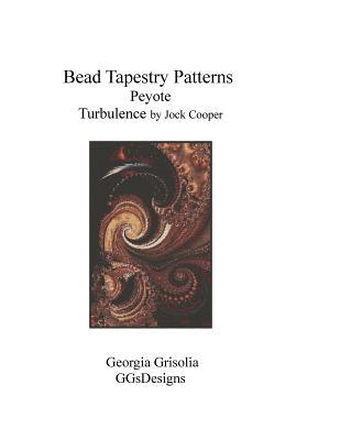 Bead Tapestry Patterns Peyote Turbulence by Jock Cooper