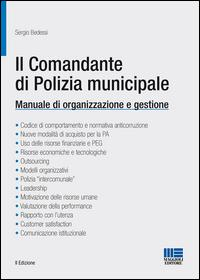 Il comandante di polizia municipale