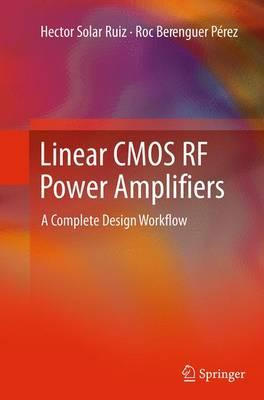 Linear Cmos Rf Power Amplifiers