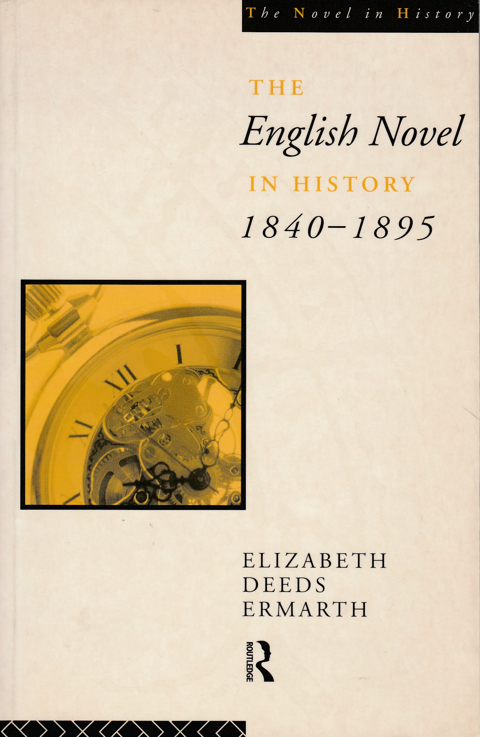 The English Novel in History, 1840-1895