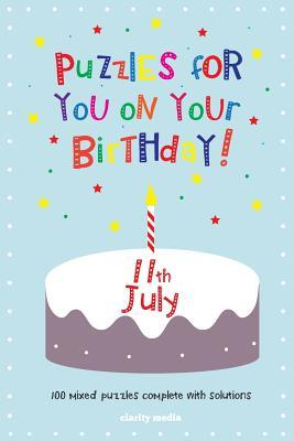 Puzzles for You on Your Birthday 11th July
