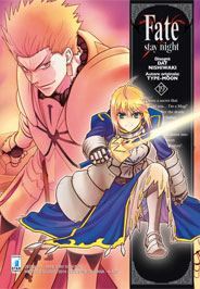 Fate Stay Night vol. 19