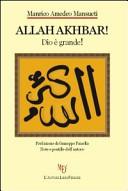 Allah Akhbar! (Dio è grande!)