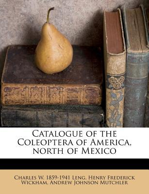 Catalogue of the Coleoptera of America, North of Mexico Volume Suppl.4