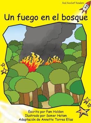 Un fuego en el bosque /A Forest Fire