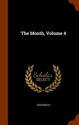The Month, Volume 4