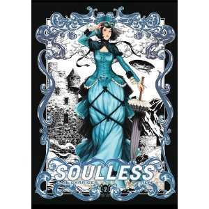 Soulless: The Manga,...