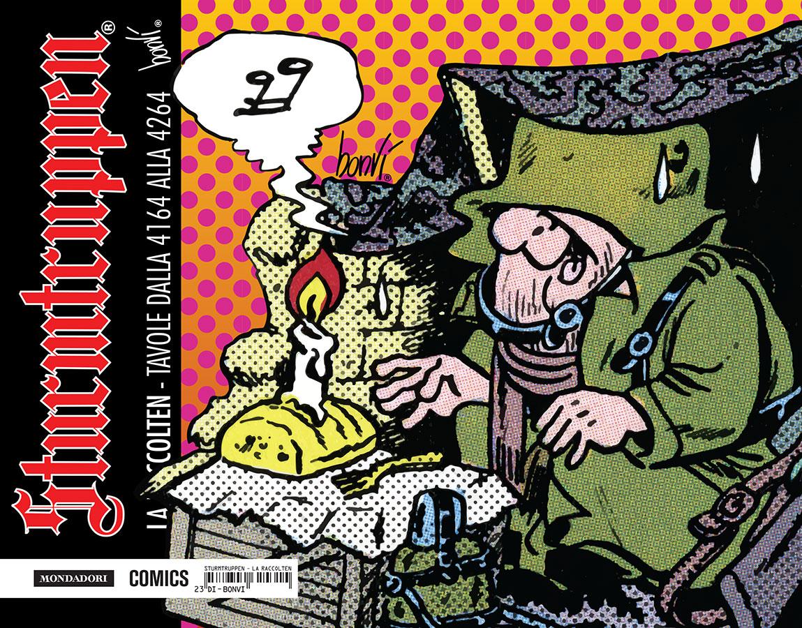 Sturmtruppen - La Raccolten vol. 23