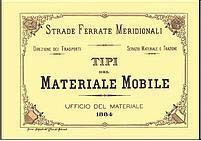Tipi del materiale rotabile SFM