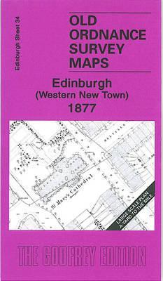 Edinburgh ( Western New Town) 1877