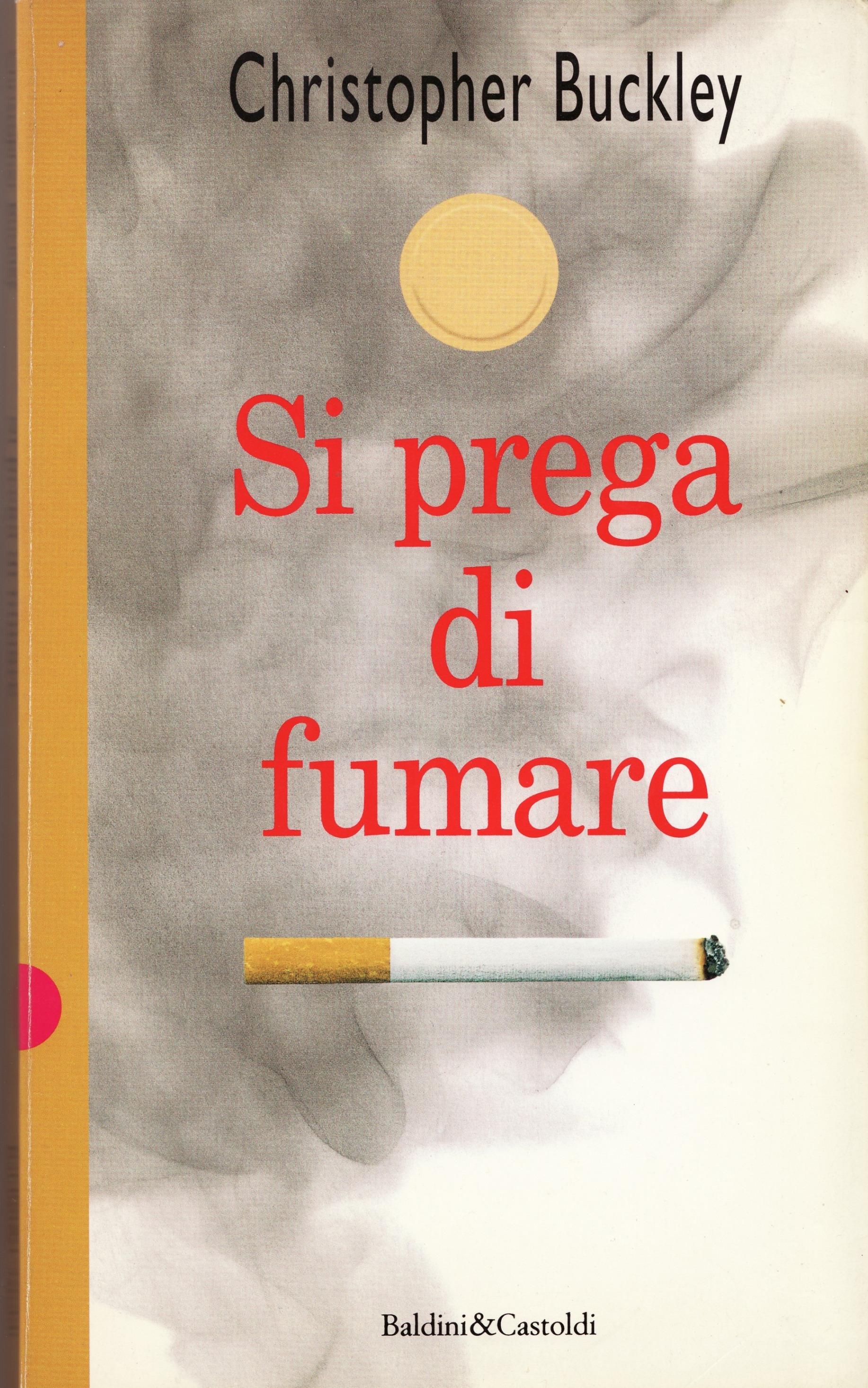 Si prega di fumare
