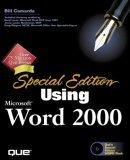 Special Edition Using Microsoft Word 2000
