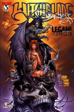 Witchblade Darkness 8