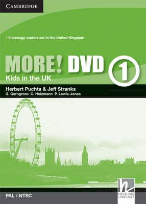 More! Level 1 DVD (P...