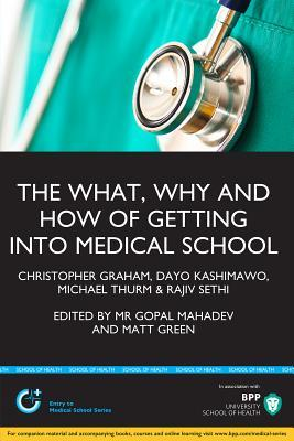 The What, Why and How of Getting into Medical School