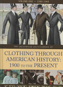 GREENWOOD ENCYCLOPEDIA OF CLOTHING THROUG, THE
