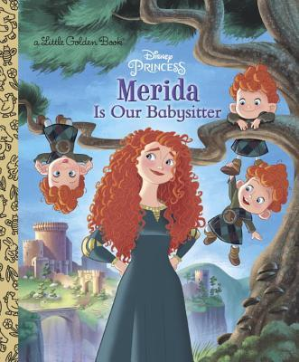 Merida Is Our Babysitter