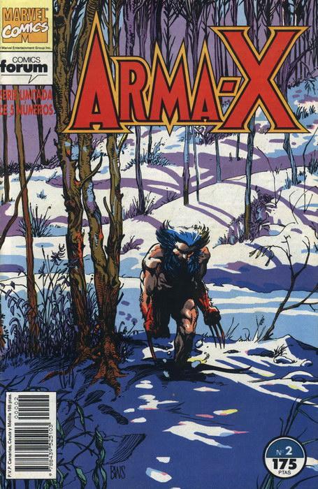 Arma-X Vol.1 #2 (de ...