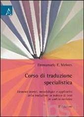 Corso di traduzione specialistica