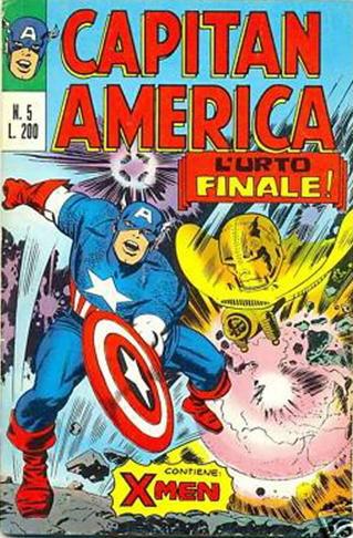 Capitan America n. 5