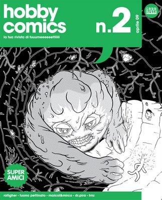 Hobby Comics vol. 2