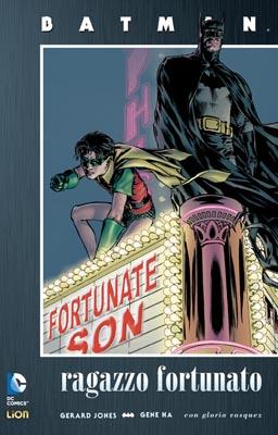 Batman: Ragazzo Fort...
