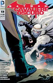 Batman Il Cavaliere Oscuro, n. 13 - Variant