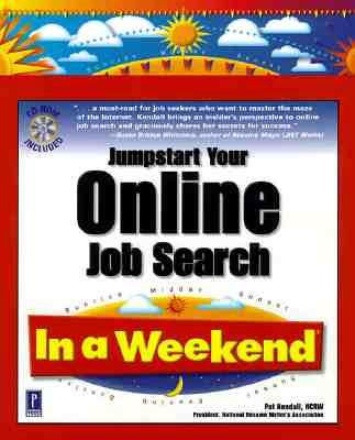Jump Start Your Online Job Search in a Weekend