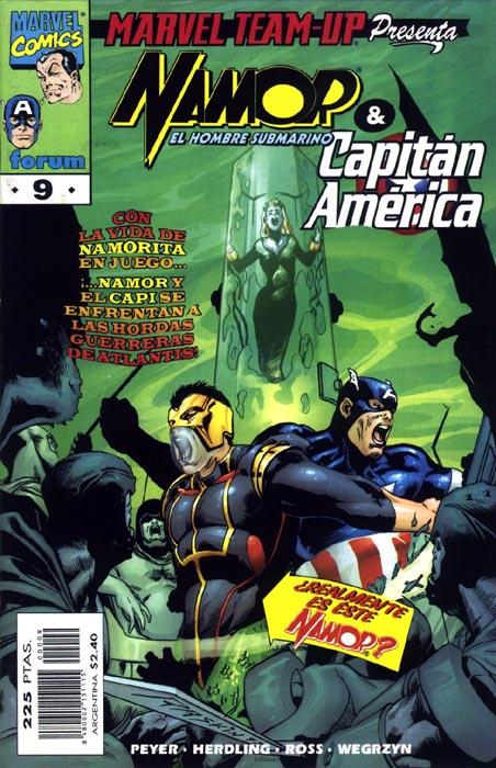 Marvel Team-Up Vol.1 #9 (de 11)