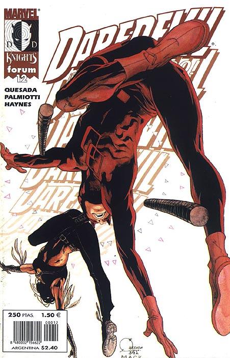 Marvel Knights: Daredevil Vol.1 #12 (de 56)