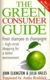 The Green Consumer Guide