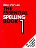 The Essential Spelling Book - 1