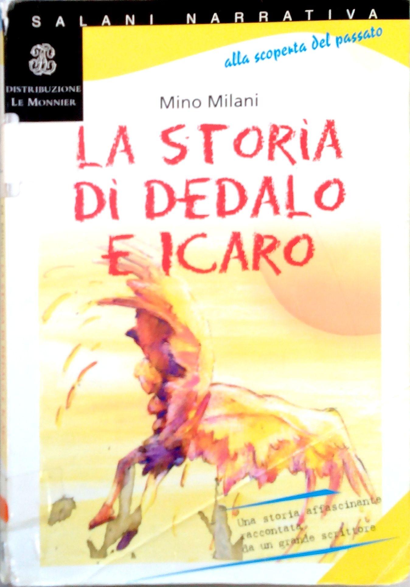 La storia di Dedalo ...