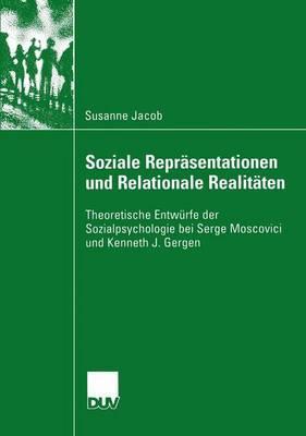 Soziale Reprasentationen Und Relationale Realitaten
