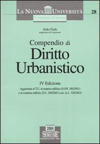 Compendio di diritto urbanistico
