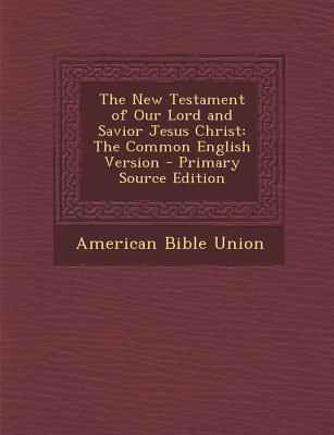 The New Testament of...