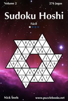 Sudoku Hoshi - Facil - 276 Jogos