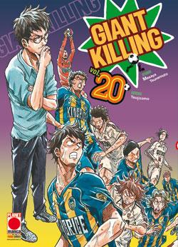 Giant Killing vol. 20