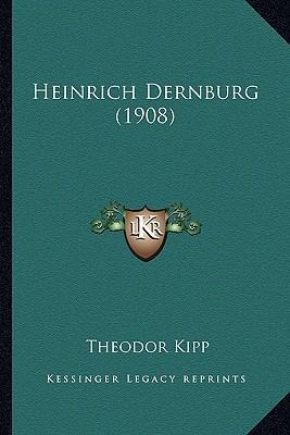 Heinrich Dernburg (1908)