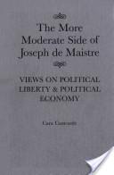 More Moderate Side of Joseph de Maistre