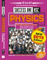 Physics: Past HSC Questions & Answers, 2001-2003 by Topic, 2006-2014 by Paper